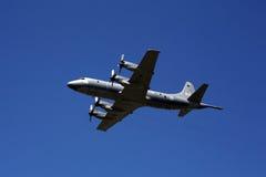 C-130 Hercules på CNE 2012 Arkivbilder