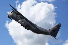 C-130J Hércules estupendo Fotografía de archivo libre de regalías