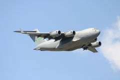 C-17 Cargo Plane Stock Photography
