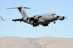 C-17 Globemaster 库存照片