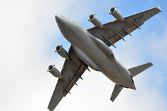 C-17 Globemaster III Royalty Free Stock Images