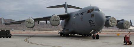 C-17 Globemaster III Immagini Stock Libere da Diritti