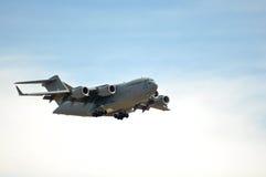 C-17 no capital Airshow de Califórnia Fotografia de Stock Royalty Free