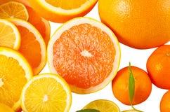 витамин перегрузки c Стоковое Изображение