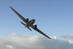 C-47 Dakota della Douglas Fotografia Stock