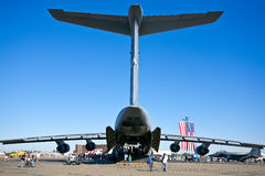 C-5 Galaxy Stock Photos