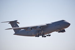 C-5 Galaxy Stock Photo