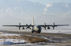 C -130 Photos stock