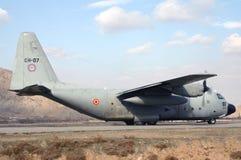 C -130 Photographie stock libre de droits