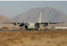 C -130 免版税库存照片