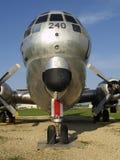 C-97 Stratofreighter o KC-97 Stratotanker Immagini Stock Libere da Diritti
