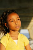 C - African-American Girl 12 Royalty Free Stock Photography
