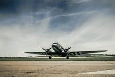 C-47 Royalty Free Stock Photos