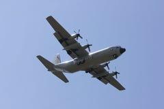 60111 C-130 av kungligt thailändskt flygvapen Fotografering för Bildbyråer