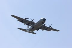 60111 C-130 av kungligt thailändskt flygvapen Royaltyfri Foto