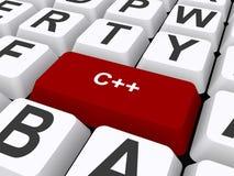 C++ button royalty free illustration