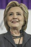 C.C : Colloque d'annuaire d'ordre du jour de €™s de Hillary Clinton Black Womenâ Image libre de droits