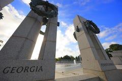 C.C commémoratif de la deuxième guerre mondiale image stock