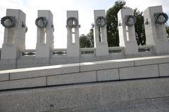 C.C commémoratif de la deuxième guerre mondiale photographie stock libre de droits