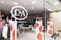 C&A Stock Photo