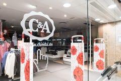 C&A Stock Photo