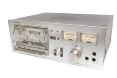 C-Cassette Deck Stock Image