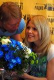 c chwyt Caroline kwitnie moletę Obraz Royalty Free