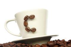 C For Coffee Stock Photos