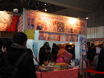 C91, Comiket 91 Royalty Free Stock Photography
