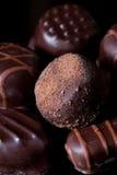 c czekolady Zdjęcie Royalty Free