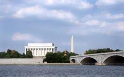 c d华盛顿 库存图片