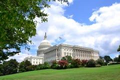 c d华盛顿 C - 国会大厦 图库摄影