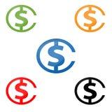 c dolar Стоковые Изображения RF