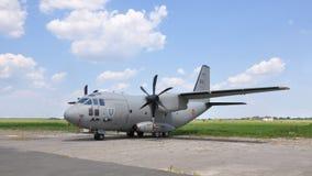 C-27 espartano Imágenes de archivo libres de regalías