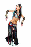 C'est danse tribale photographie stock libre de droits