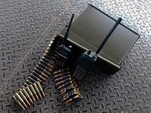 C'est des munitions Image libre de droits