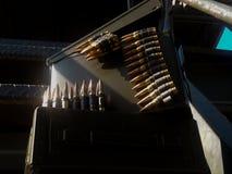 C'est des munitions Image stock