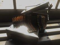 C'est des munitions Images stock