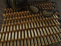 C'est des munitions Images libres de droits