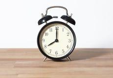 C'est horloge de ` de huit o Images libres de droits