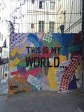 C'est mon monde images libres de droits