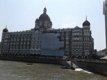 C'est un hôtel de Taj dans Mumbai a renvoyé des images photo stock