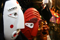 Masque coréen image libre de droits