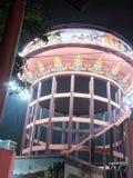 C'est une image de réservoir d'eau en Inde photos stock