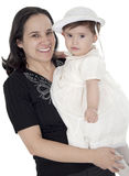 C'est une mère une fille Photographie stock libre de droits