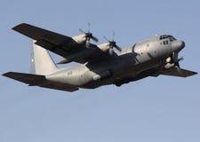 C130 fach 996. Aviacion militar y civil Stock Photo