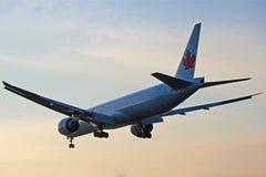 C-FITU Air Canada Боинг 777-300ER стоковая фотография