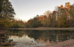 C g Парк холма мемориальный Стоковая Фотография RF