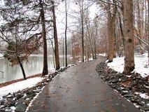 C g Парк холма мемориальный Стоковое Изображение RF