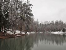C G Collina Memorial Park immagine stock libera da diritti